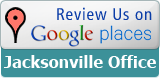 Jacksonville Google Map and Reviews